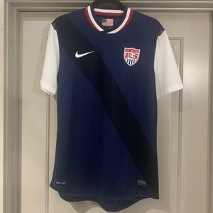 Nike Men's USA Authentic Away Soccer Jersey 2013